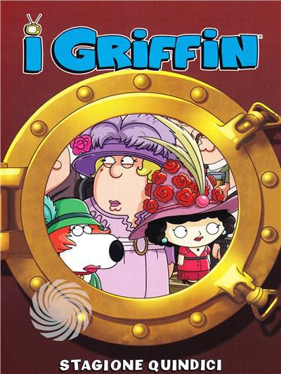 I Griffin - Stagione 15 - DVD - thumb - MediaWorld.it