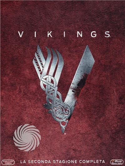 Vikings - Blu-Ray - thumb - MediaWorld.it