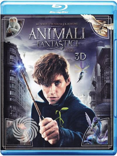 Animali fantastici e dove trovarli - Blu-Ray  3D - thumb - MediaWorld.it