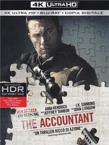 The accountant - Blu-Ray  UHD - thumb - MediaWorld.it