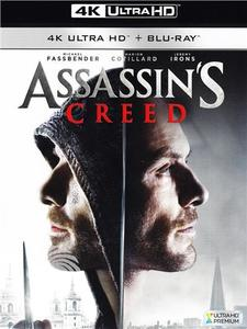 ASSASSIN'S CREED - Blu-Ray  UHD - thumb - MediaWorld.it