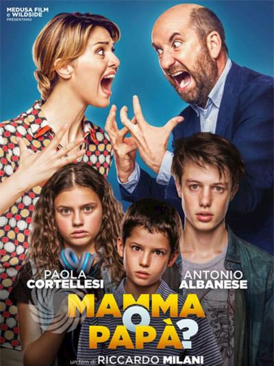 Mamma o papà? - DVD - thumb - MediaWorld.it