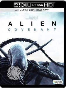 ALIEN - COVENANT - Blu-Ray  UHD - thumb - MediaWorld.it