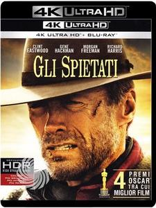 Blu-Ray - Western Gli spietati - Blu-Ray  UHD su Mediaworld.it
