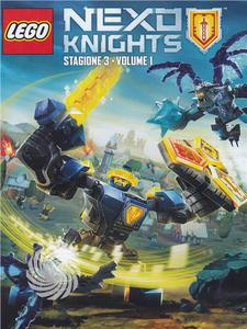 Lego - Nexo knights - Stagione 03 #01 - DVD - thumb - MediaWorld.it