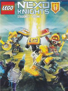 Lego - Nexo knights - Stagione 03 #02 - DVD - thumb - MediaWorld.it