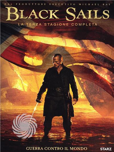 Black sails - Stagione 03 - DVD - thumb - MediaWorld.it