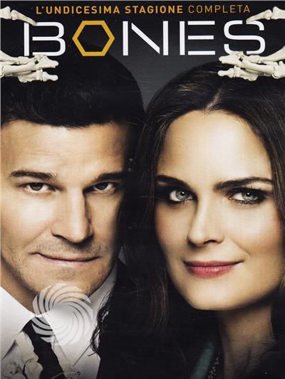Bones - Stagione 11 - DVD - thumb - MediaWorld.it