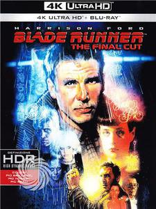 Blu-Ray - Fantascienza Blade runner - The final cut - Blu-Ray  UHD su Mediaworld.it