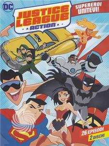 DC JUSTICE LEAGUE - ACTION - STAGIONE 01#01 - DVD - thumb - MediaWorld.it