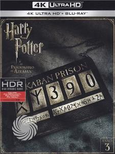 Harry Potter e il prigioniero di Azkaban - Blu-Ray  UHD - thumb - MediaWorld.it
