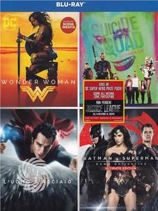 DC 4 MOVIES - Blu-Ray - thumb - MediaWorld.it