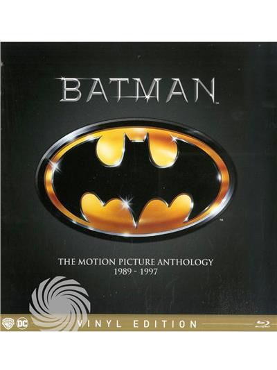 BATMAN - ANTOLOGIA 1989-1997 - Blu-Ray - thumb - MediaWorld.it