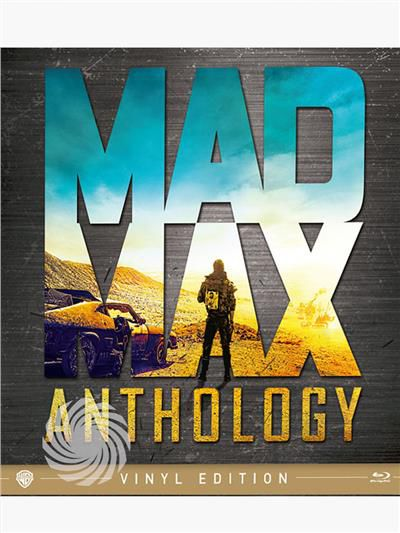 MAD MAX ANTHOLOGY - Blu-Ray - thumb - MediaWorld.it