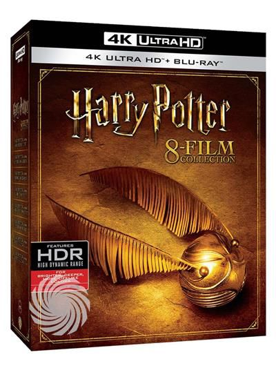 Harry Potter - La collezione completa - Blu-Ray  UHD - thumb - MediaWorld.it
