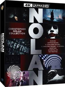 Christopher Nolan - Blu-Ray  UHD - MediaWorld.it