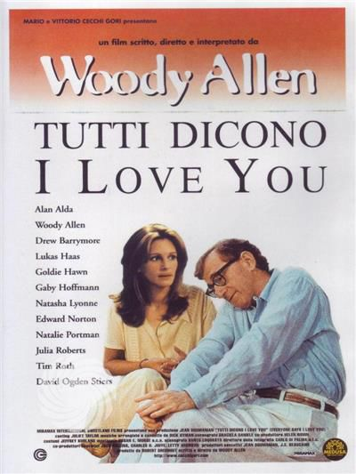 Tutti dicono I love you - DVD - thumb - MediaWorld.it