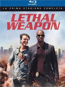 LETHAL WEAPON - STAGIONE 01 - Blu-Ray - thumb - MediaWorld.it