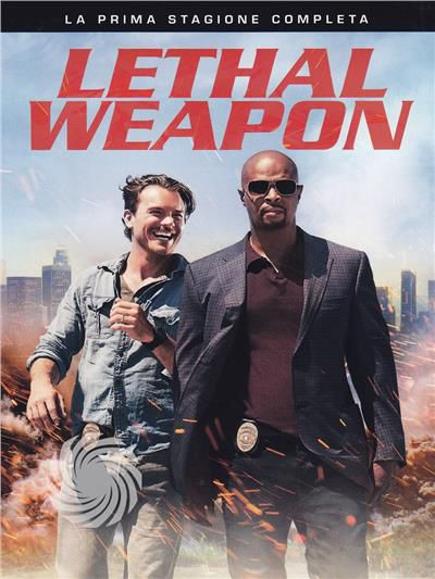 LETHAL WEAPON - STAGIONE 01 - DVD - thumb - MediaWorld.it