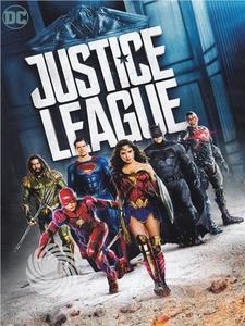 JUSTICE LEAGUE - DVD - thumb - MediaWorld.it