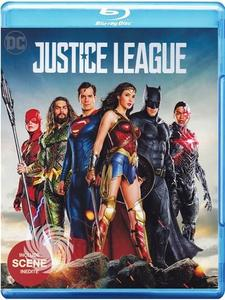 JUSTICE LEAGUE - Blu-Ray - MediaWorld.it