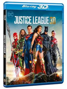 JUSTICE LEAGUE - Blu-Ray  3D - MediaWorld.it