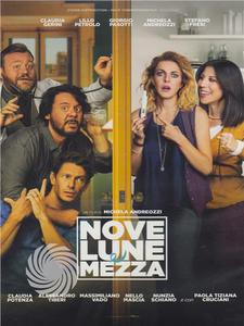 NOVE LUNE E MEZZA - DVD - thumb - MediaWorld.it