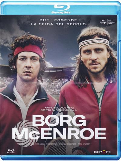 BORG MCENROE - Blu-Ray - thumb - MediaWorld.it