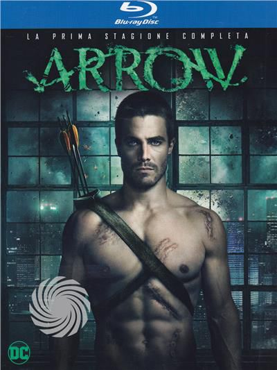 Arrow - Blu-Ray - Stagione 1 - thumb - MediaWorld.it