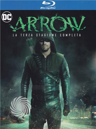 Arrow - Blu-Ray - Stagione 3 - thumb - MediaWorld.it