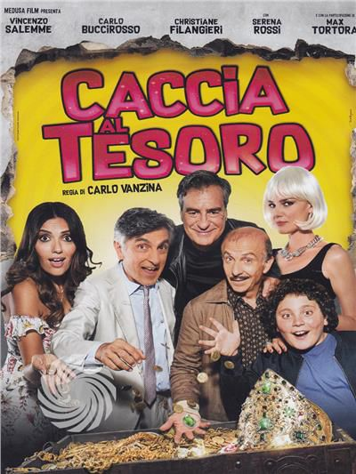 CACCIA AL TESORO - DVD - thumb - MediaWorld.it