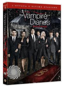 The vampire diaries - Stagione 08 - DVD - thumb - MediaWorld.it