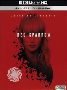 Red sparrow - Blu-Ray  UHD - MediaWorld.it
