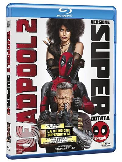 DEADPOOL 2 - Blu-Ray - thumb - MediaWorld.it