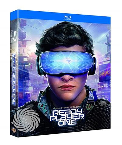 READY PLAYER ONE - Blu-Ray - thumb - MediaWorld.it