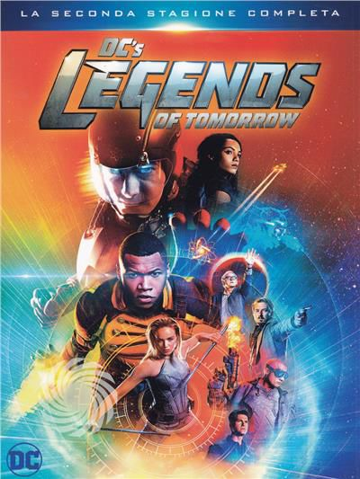 DC's legends of tomorrow - DVD  - Stagione 2 - thumb - MediaWorld.it