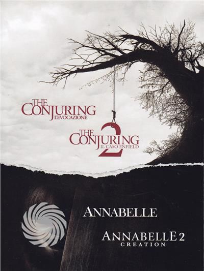 CONJURING COLLECTION - DVD - thumb - MediaWorld.it
