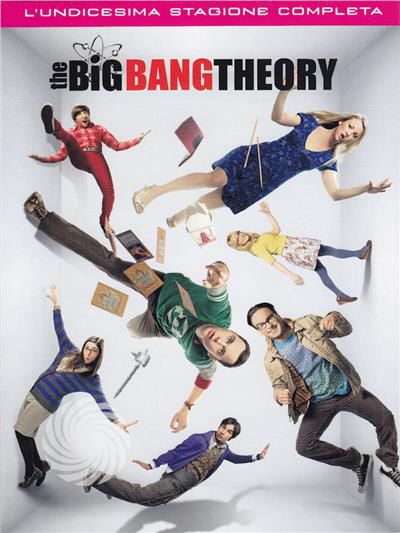 The big bang theory - DVD  - Stagione 11 - thumb - MediaWorld.it