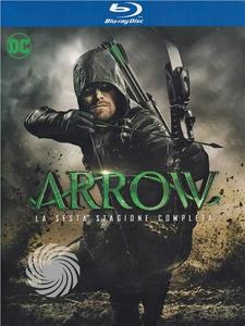 Arrow - Blu-Ray  - Stagione 6 - MediaWorld.it
