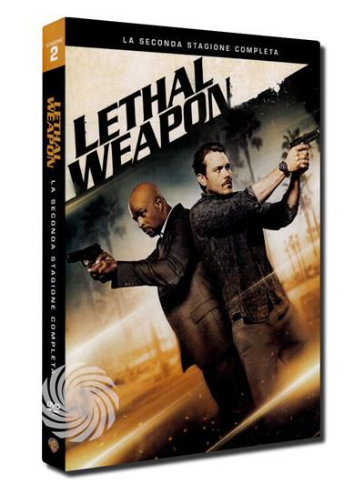 Lethal Weapon - DVD  - Stagione 2 - thumb - MediaWorld.it