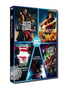 DC COMICS - 5 FILM COLLECTION - DVD - thumb - MediaWorld.it