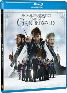 ANIMALI FANTASTICI E I CRIMINI DI GRINDELWALD - Blu-Ray - MediaWorld.it