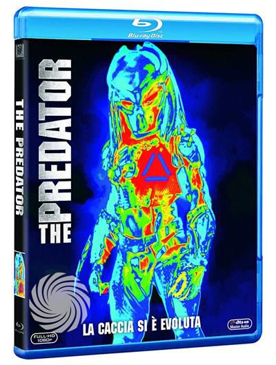 The predator - Blu-Ray - thumb - MediaWorld.it