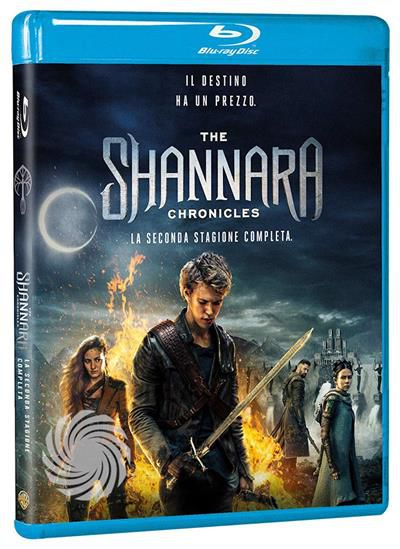 The shannara chronicles - Blu-Ray  - Stagione 2 - thumb - MediaWorld.it