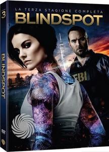 Blindspot - Stagione 03 - DVD - MediaWorld.it