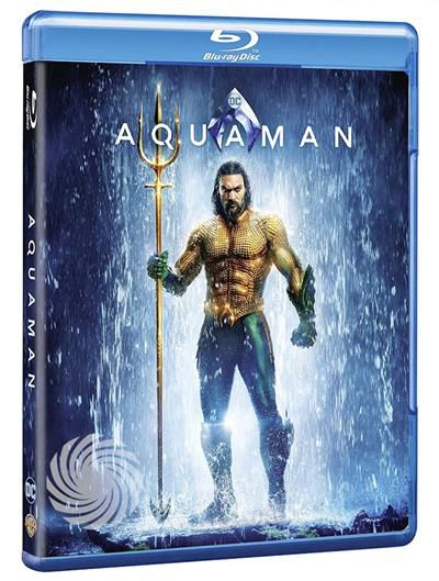 AQUAMAN - Blu-Ray - thumb - MediaWorld.it