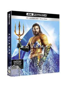 AQUAMAN - Blu-Ray  UHD - thumb - MediaWorld.it