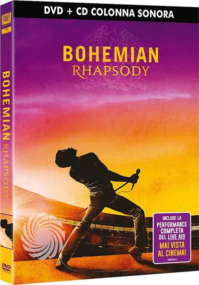 BOHEMIAN RHAPSODY - DVD - thumb - MediaWorld.it