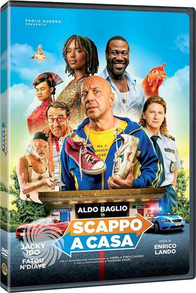 SCAPPO A CASA - DVD - thumb - MediaWorld.it
