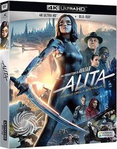 ALITA - ANGELO DELLA BATTAGLIA - Blu-Ray  UHD - MediaWorld.it